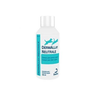 DERMALLAY NEUTRALE Champú revitalizador 250 ml 1