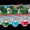 Advantix pipetas antiparasitarias para perros pequeños de 4-10 Kg 1