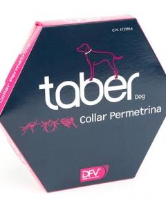 Collar antiparasitario Taber para perros