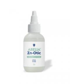 Limpiador de oídos con Zn y ácido bórico