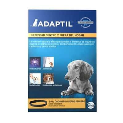 Collar antiestrés Adaptil perros
