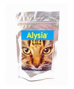 Alysia L-Lisina herpesvirus felino