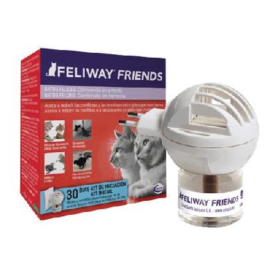Feliway Friends feromonas para armonía entre gatos