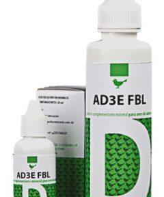 Polivitamínico AD3E para aves