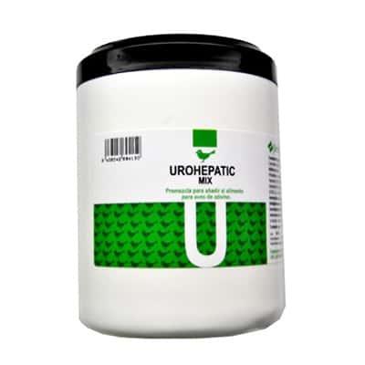 Urohepatic Mix Protector hepatico para aves en polvo