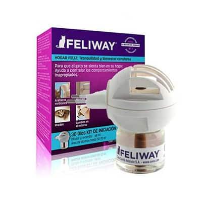 Feliway Classic Control estres gatos con Feliway difusor