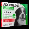 Antiparasitario para perros Frontline Combo