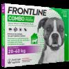 Frontline Combo Spot-On Antiparasitario Perros 3 pipetas 1