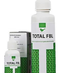 Multivitamínico Total FBL para aves