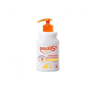 champu Douxo Pyo Champú desinfectante. Champu clorhexidina