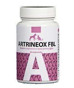 Artrineox FBL condroprotector para perros y gatos 60 comprimidos