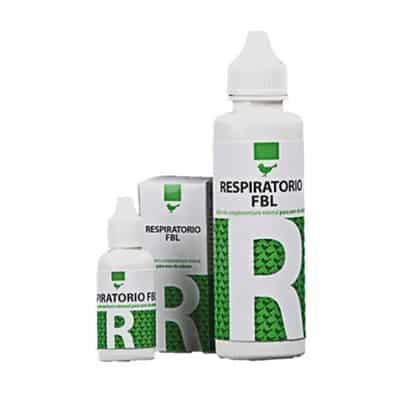 Alimento complementario para procesos respiratorios de las aves, Respiratorio FBL