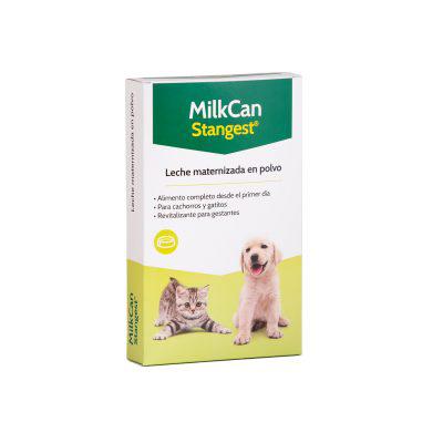 Leche en polvo para perros y gatos MilkCan