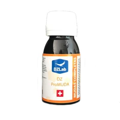 DZ ProMuda vitaminas para la muda, para favorecer la muda y el emplume de las aves